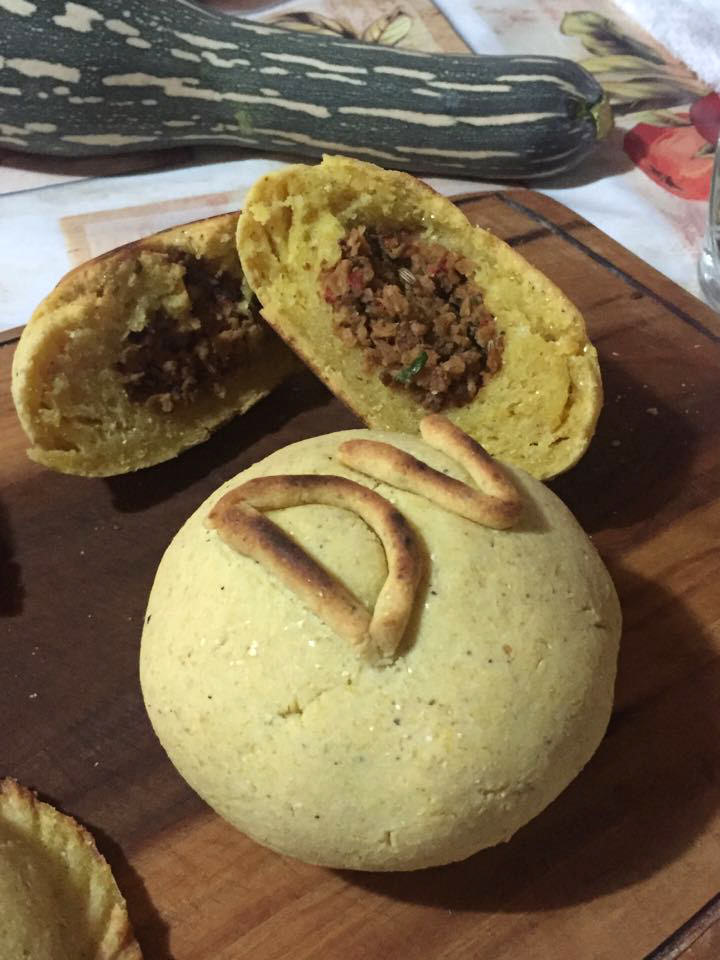 Chipa so´o vegano